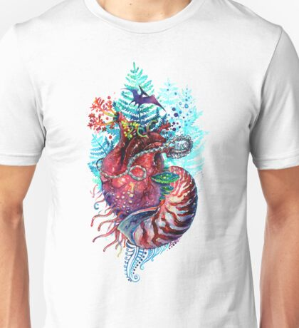 Ancient Heart Unisex T-Shirt