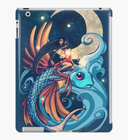 Festival of the Flying Fish iPad Case/Skin
