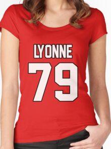 Natasha Lyonne Women's Fitted Scoop T-Shirt