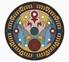 Clock of Termina One Piece - Short Sleeve