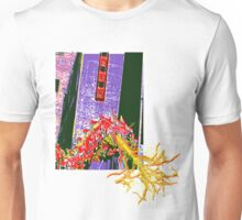 Chinese Dragon lithographic design Unisex T-Shirt