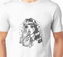 crying doll Unisex T-Shirt