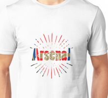 arsenal art Unisex T-Shirt