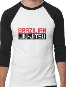 Brazilian Jiu-Jitsu (BJJ) Men's Baseball ¾ T-Shirt