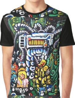 THE LOST ART FANTASY BY JOSE JUAREZ Graphic T-Shirt