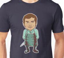 Dexter Super Deformed Unisex T-Shirt