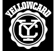 Yellowcard  Photographic Print