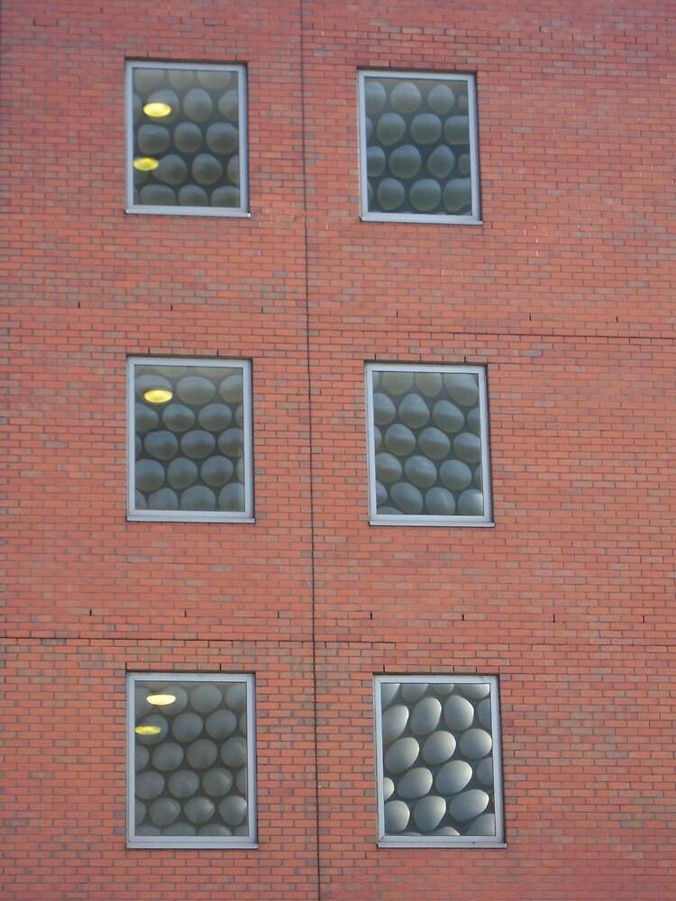 Bubble Window by Graham Geldard