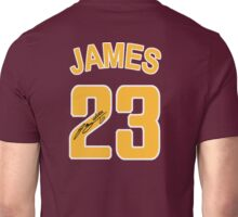 Lebron James 23 NBA Unisex T-Shirt