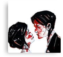 "Revenge - ""Demolition Lovers"" - My Chemical Romance Canvas Print"