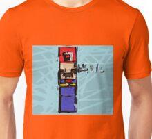Mario Squared Unisex T-Shirt