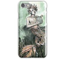 Merman Stu iPhone Case/Skin