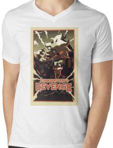 Junkensteins revenge Mens V-Neck T-Shirt