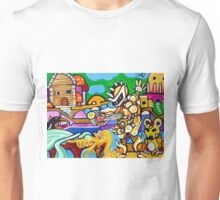 Sleeping Princess // Fantasy Art  Unisex T-Shirt