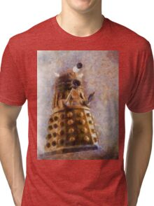 Dalek Flies! Tri-blend T-Shirt
