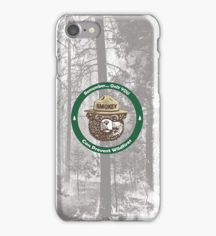 Old Smokey  iPhone Case/Skin