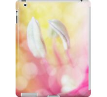Macro tiger Lily Floral  iPad Case/Skin