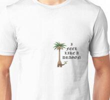 Exeggutor - I FEEL LIKE A DRAGON Unisex T-Shirt