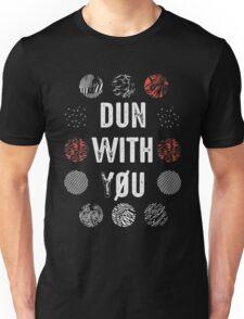 Dun with you christmas shirt Unisex T-Shirt
