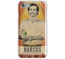 narcos iPhone Case/Skin
