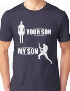 Your Son My Son Guitarist Unisex T-Shirt