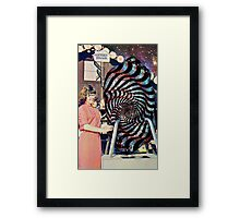 proud_ Framed Print