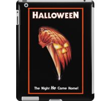 Halloween! iPad Case/Skin