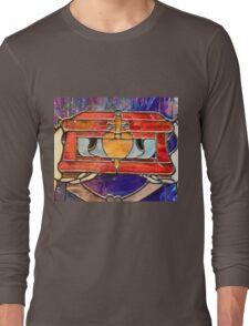 Villain Evil Queen Heart Box Huntsman Snow White Long Sleeve T-Shirt