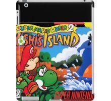 Yoshi's Island iPad Case/Skin