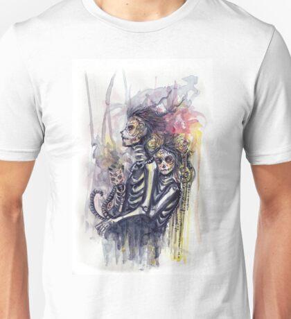 calavera de azucar Unisex T-Shirt