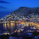 Nights in Hydra island - Greece by Hercules Milas