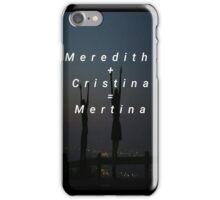 Mertina iPhone Case/Skin