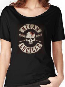 negan - the walking dead Women's Relaxed Fit T-Shirt
