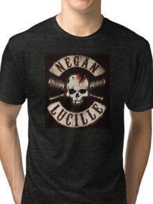 negan - the walking dead Tri-blend T-Shirt