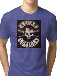 negan - the walking dead Tri-blend T-Shirt