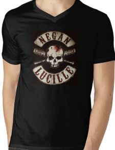 negan - the walking dead Mens V-Neck T-Shirt