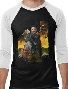 negan - the walking dead Men's Baseball ¾ T-Shirt