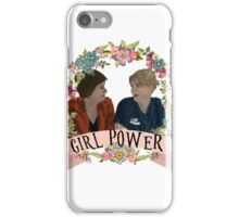 Berena girl power iPhone Case/Skin