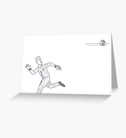 Pirlo v Hart Greeting Card
