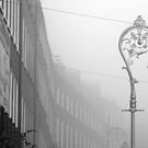 Dublin Street Lamp by Esther  Moliné