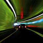 Blurred Tunnel Vision by Barbny