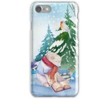 Winter Bear iPhone Case/Skin