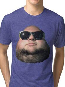 Bald Jon sudano Tri-blend T-Shirt