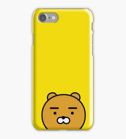 KakaoTalk Friends Hello! Ryan Face (카카오톡 라이언) iPhone Case/Skin