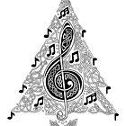 Musical Tree by arkadyrose