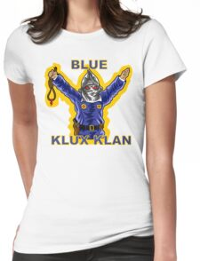 BLUE KLUX KLAN Womens Fitted T-Shirt