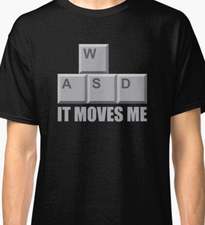 WASD PC Gamer T Shirt Classic T-Shirt