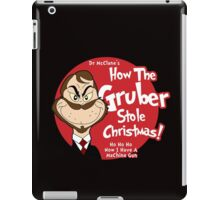 How the Gruber stole Christmas iPad Case/Skin