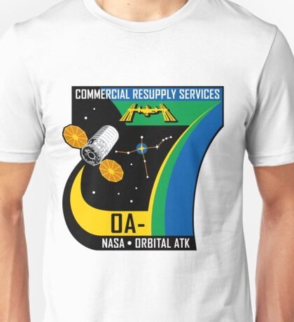 OA-7: The NASA Logo Unisex T-Shirt