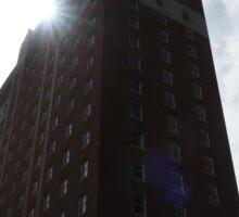 Towering Plaza Hotel  Sticker
